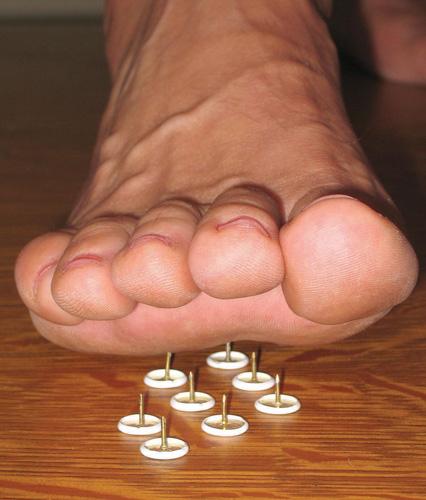 DN foot